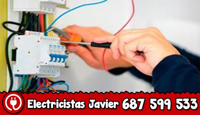 Electricistas Mejorada del Campo