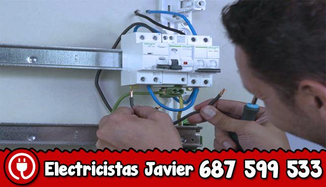 Electricistas Ciudad Jardín Almería