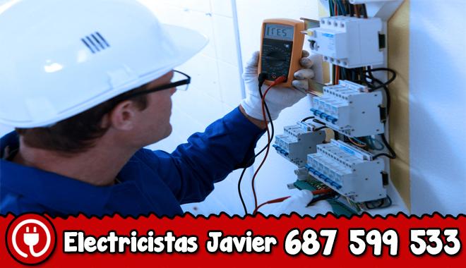 Electricistas Cuevas del Almanzora