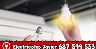 Cambiar tubos fluorescentes por led